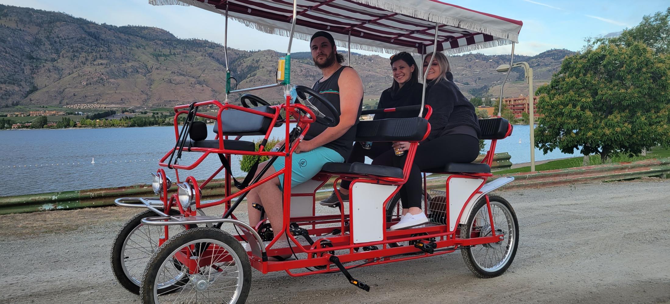 electric bikes, bicycles, bike rentals, e-bike, rentals, Osoyoos British Columbia, Canada